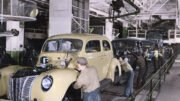 Cars We Remember; American car companies now growing, but inventories shrinking