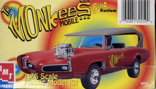 The Monkeemobile Part II; Jeffries, Barris and from $2,000 to $360,000
