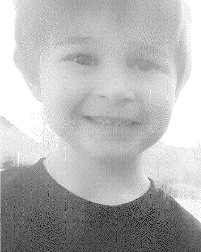 Law enforcement looking for information about missing boy