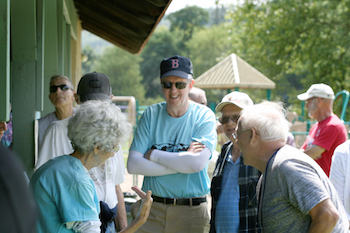 A Bicentennial Jubilee; Town of Richford and its Congregational Church celebrate in grand fashion
