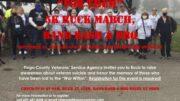 5K Ruck March For Them set for September 25