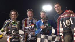 Portararo Takes New York State Speedway Championship