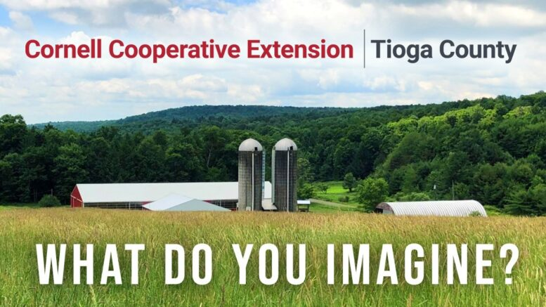 CCE-Tioga to hold tour weekend of their new community farm October 2-3