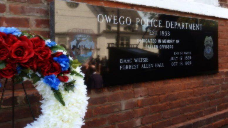 Remembrance Ceremony for Forrest Allen Hall set for October 13